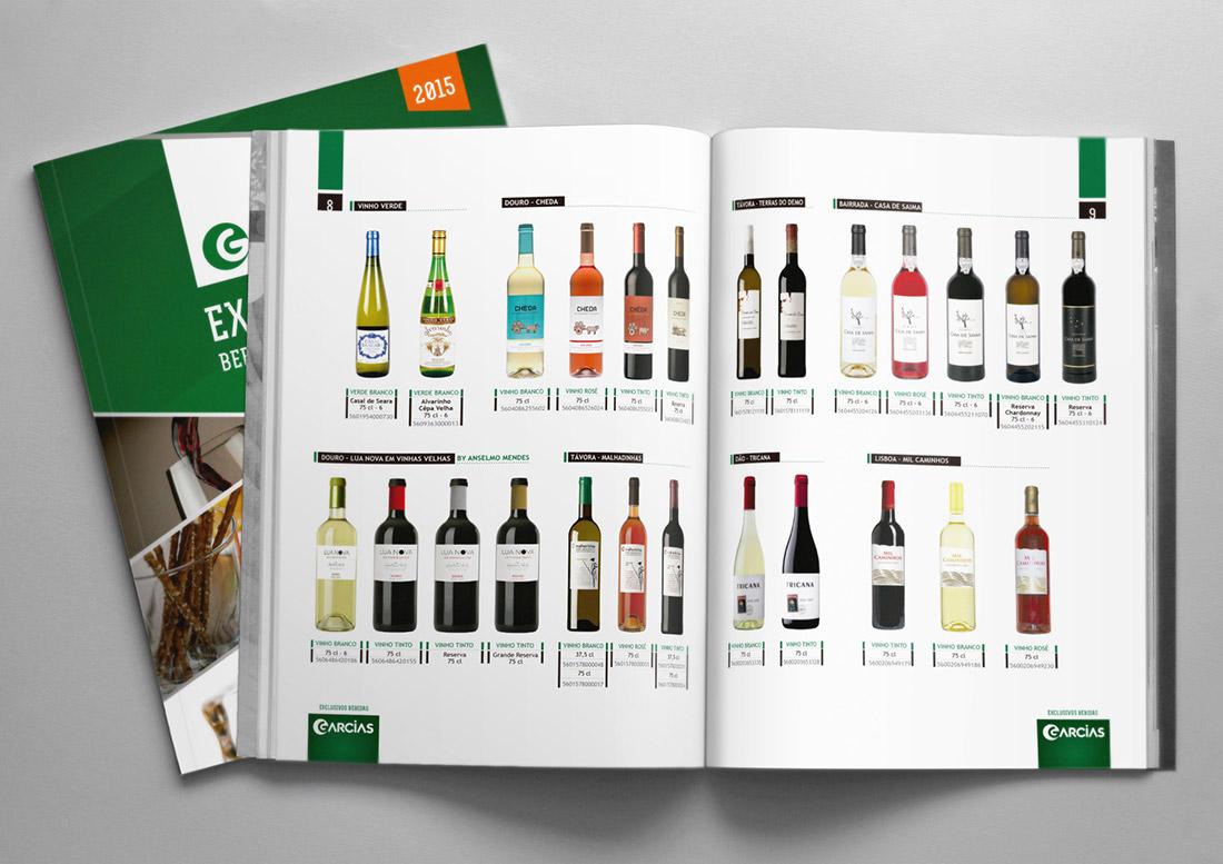 Brochura Garcias Exclusivo 2015