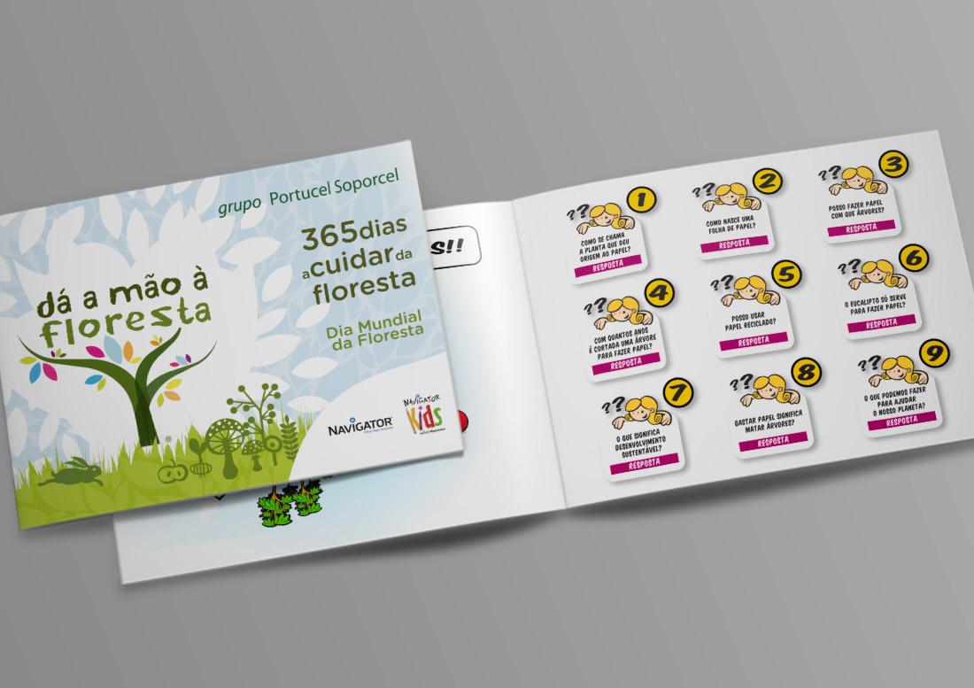 Brochura Dia Mundial da Floresta Portucel